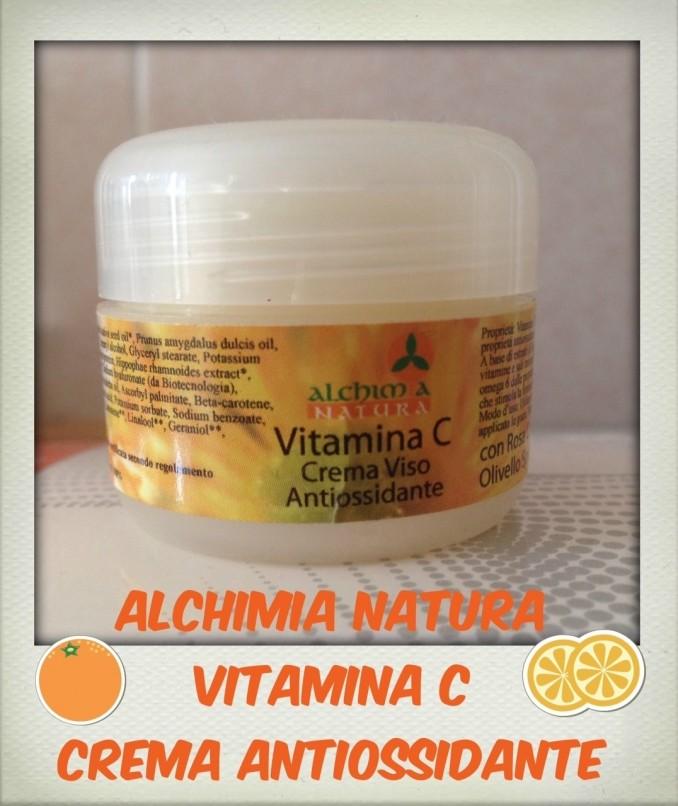 Alchimia Natura – Crema Viso Vitamina C