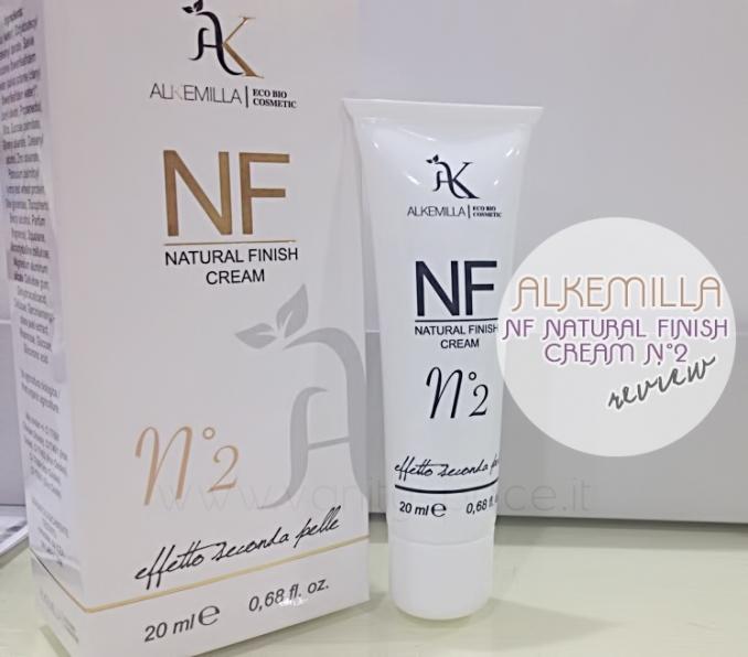 Alkemilla – NF Cream – Natural Finish Cream