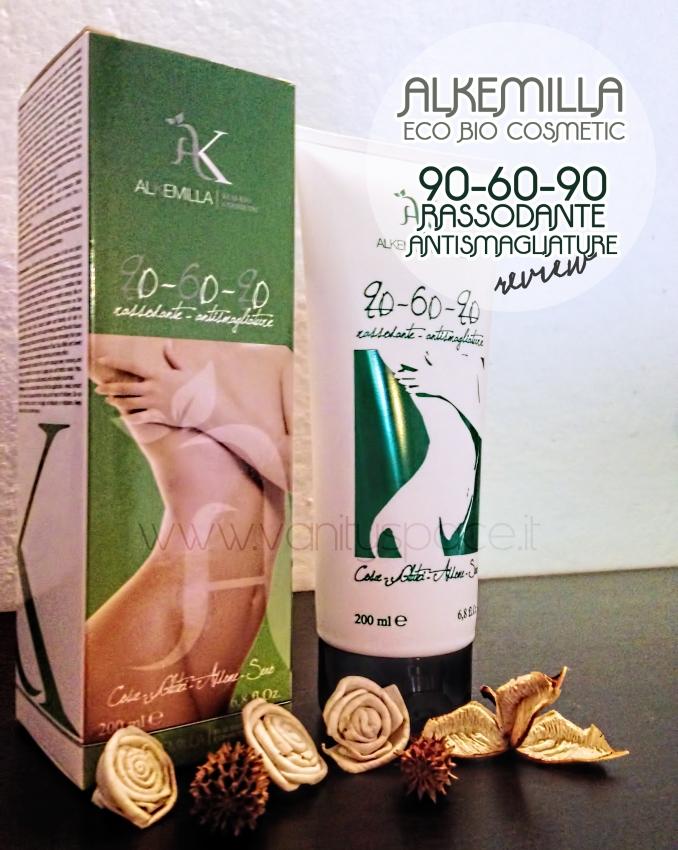 Alkemilla – Crema Bio Rassodante Antismagliature 90/60/90