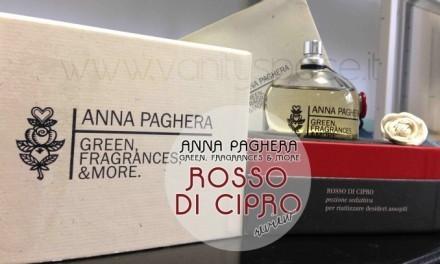 Anna Paghera – Fragrances, 8 pozioni dell'Anima
