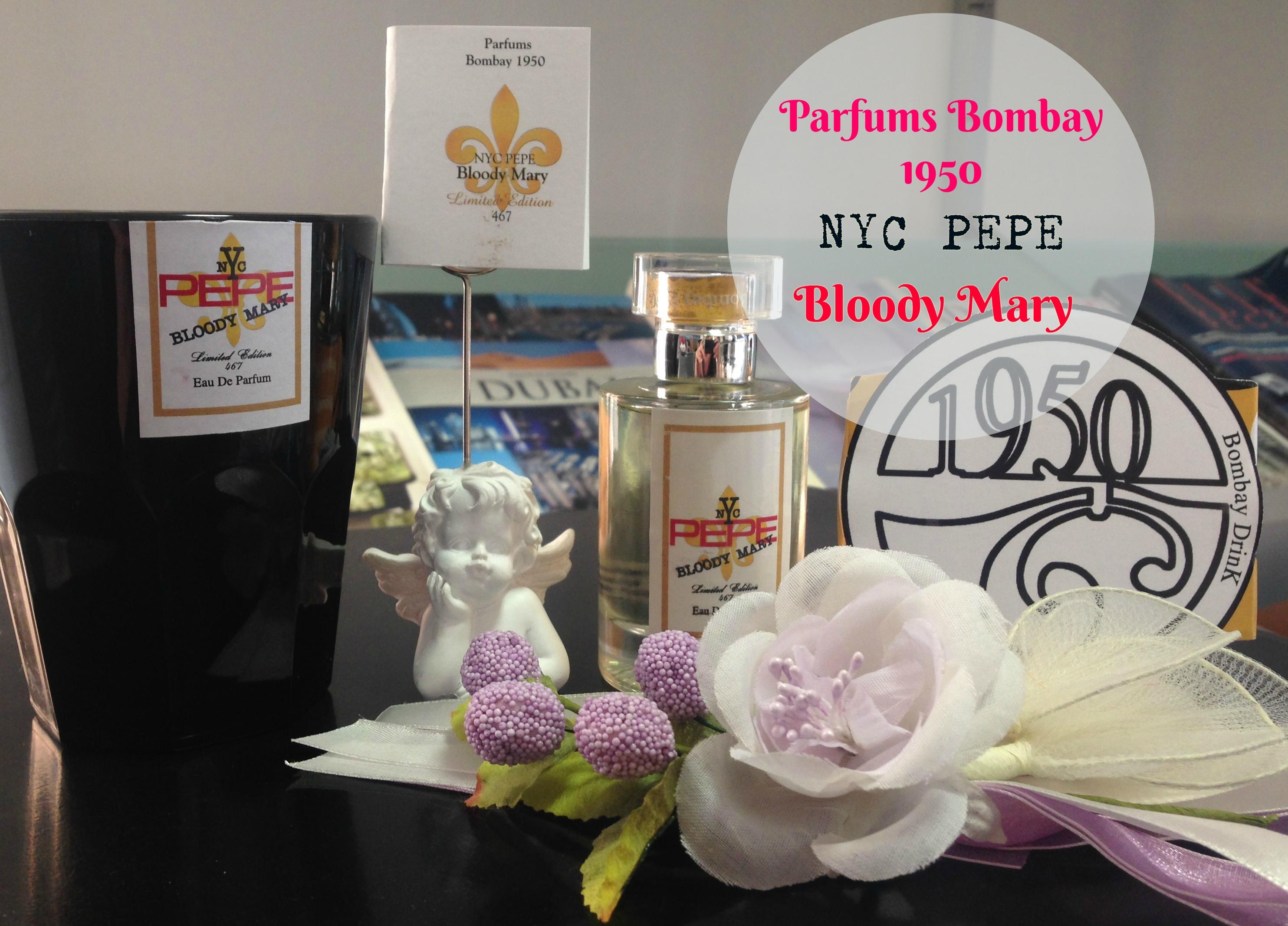 Maison Parfums Bombay 1950 – Pepe Nero NYC
