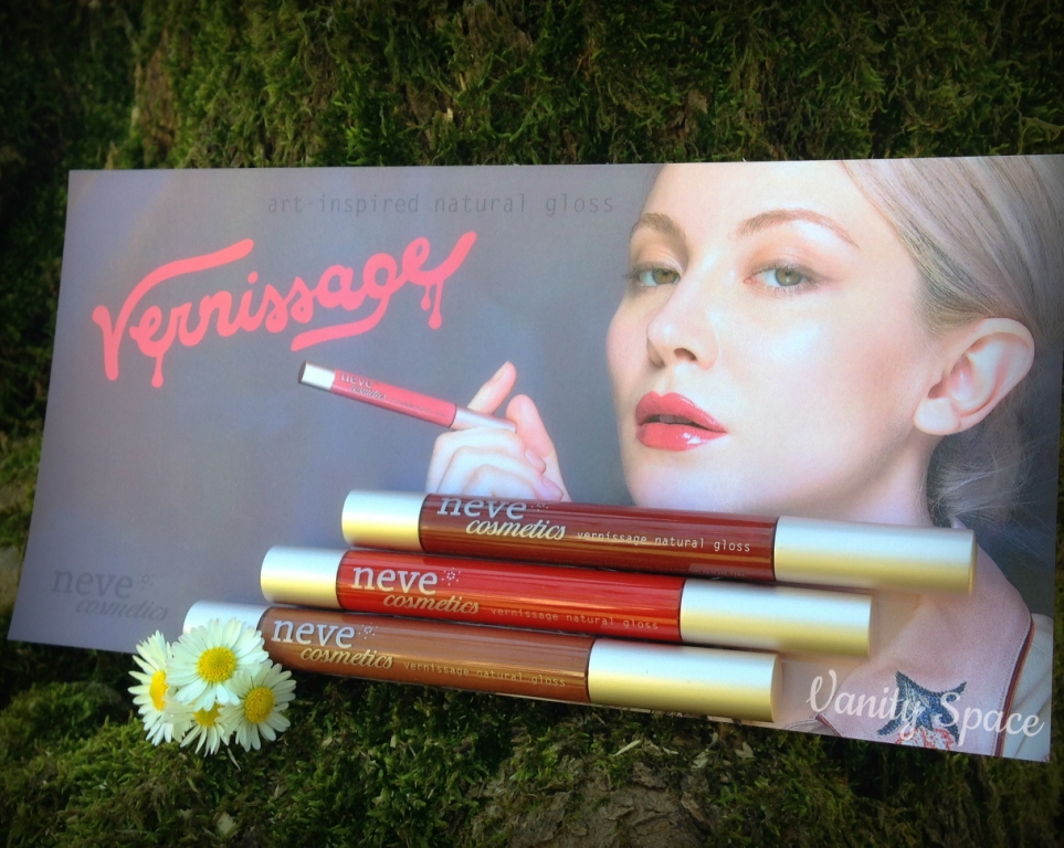 Preview & Swatches Neve Cosmetics: Vernissage!