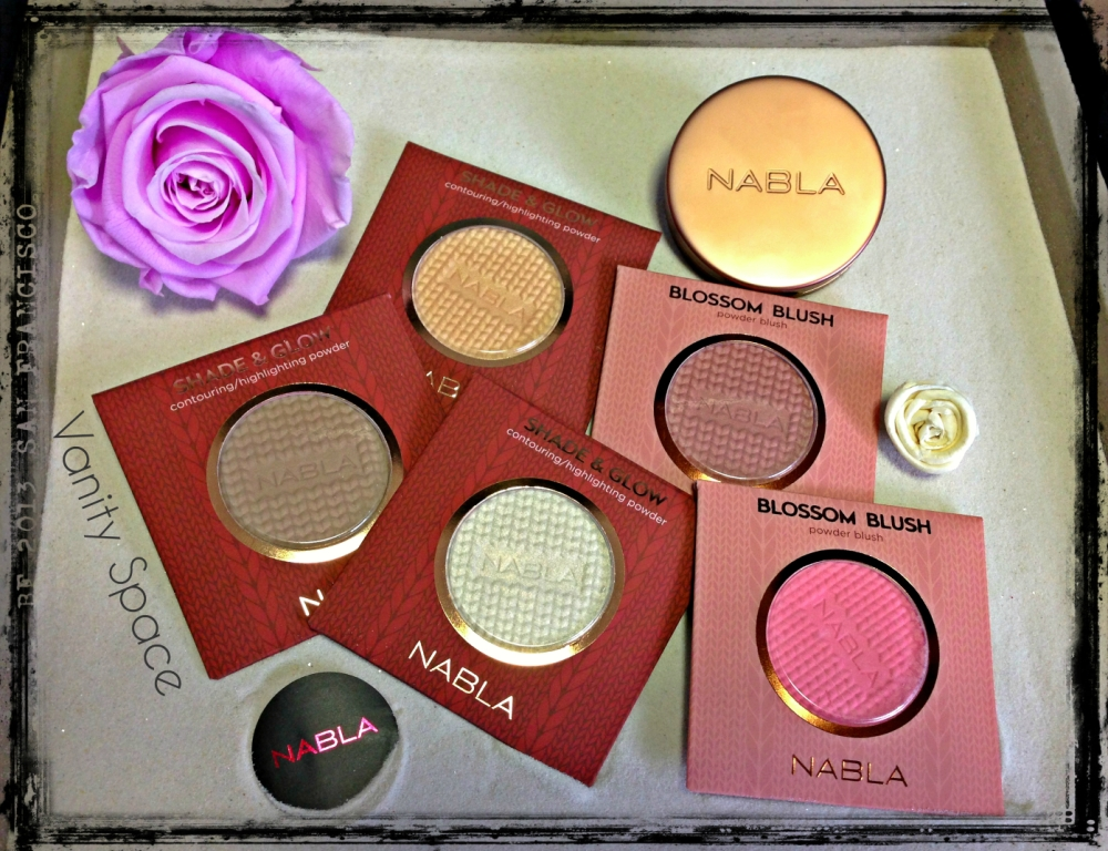 Nabla Cosmetics – Preview Blossom Blush – Shade & Glow