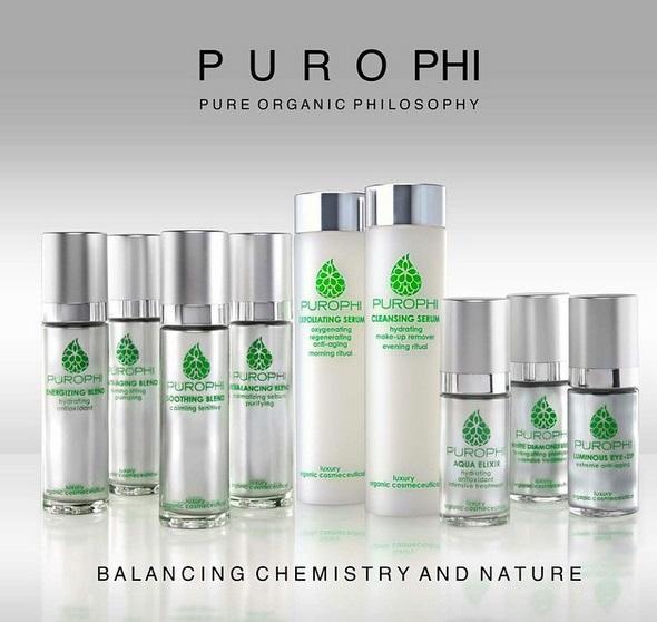 Purophi – Organic Cosmeceuticals