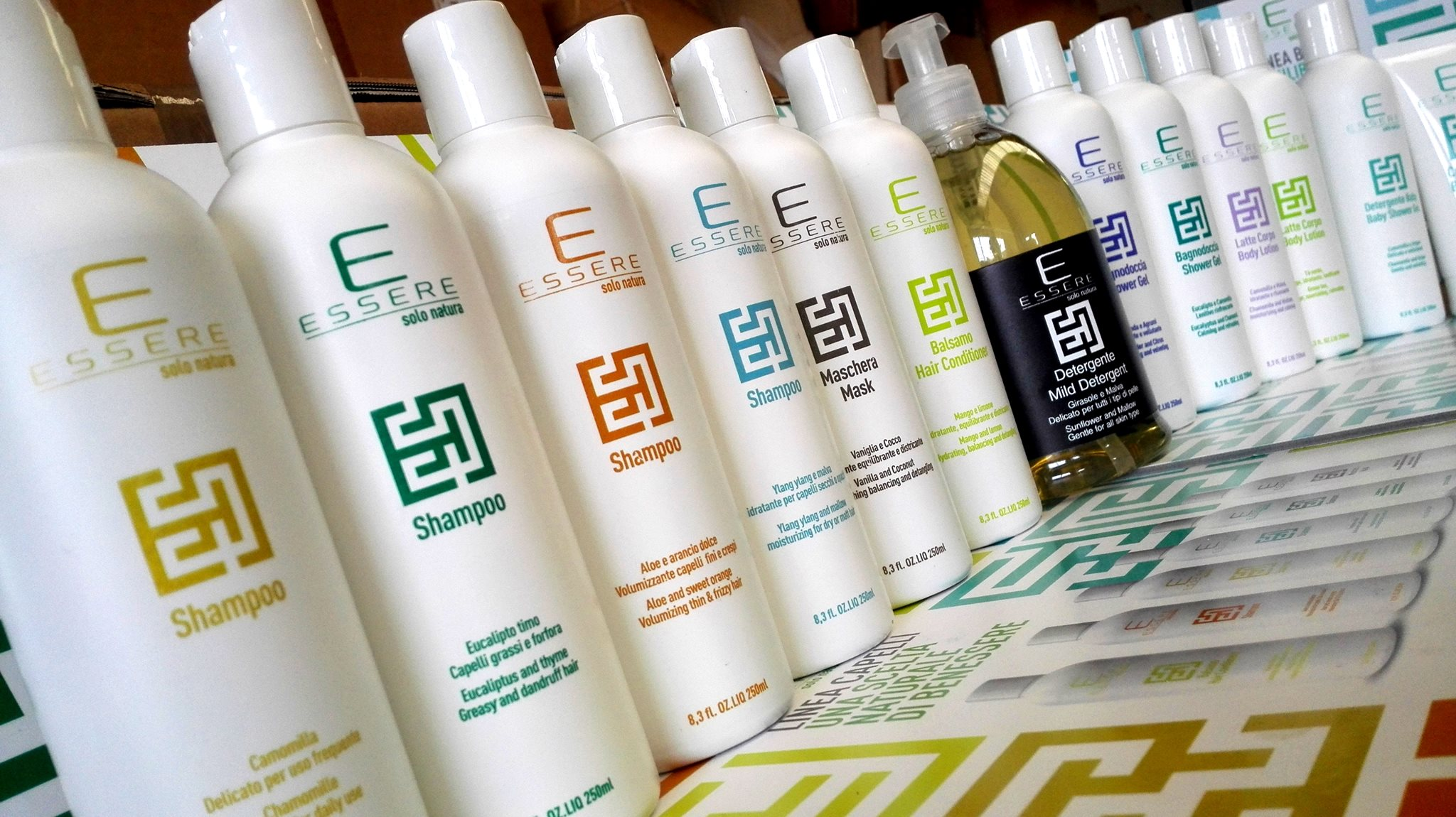 Essere Cosmetici Eco Bio – Preview Sana 2016