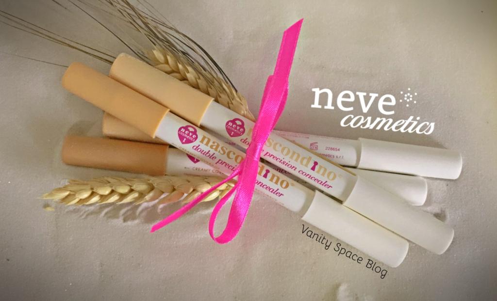 Neve Cosmetics – Preview Nascondino Double Precision concealer