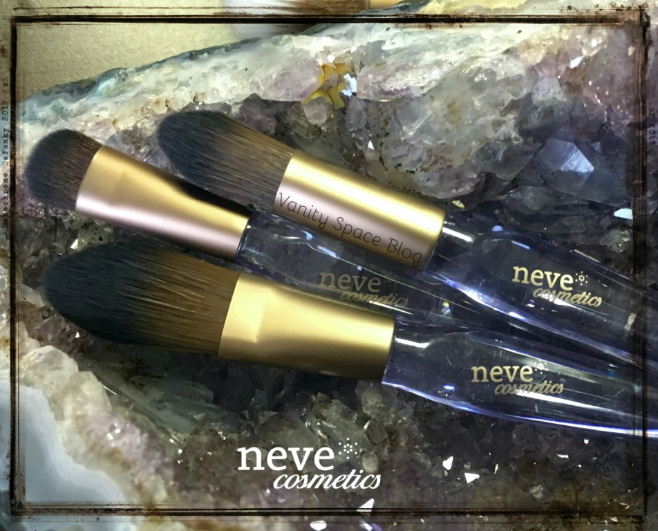 Neve Cosmetics – Preview Crystal Flawless – Make-Up Brushes