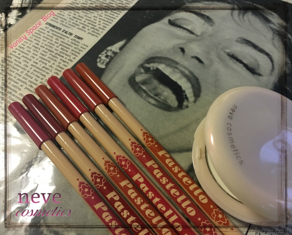 Neve Cosmetics – Preview Drama Empire Collection
