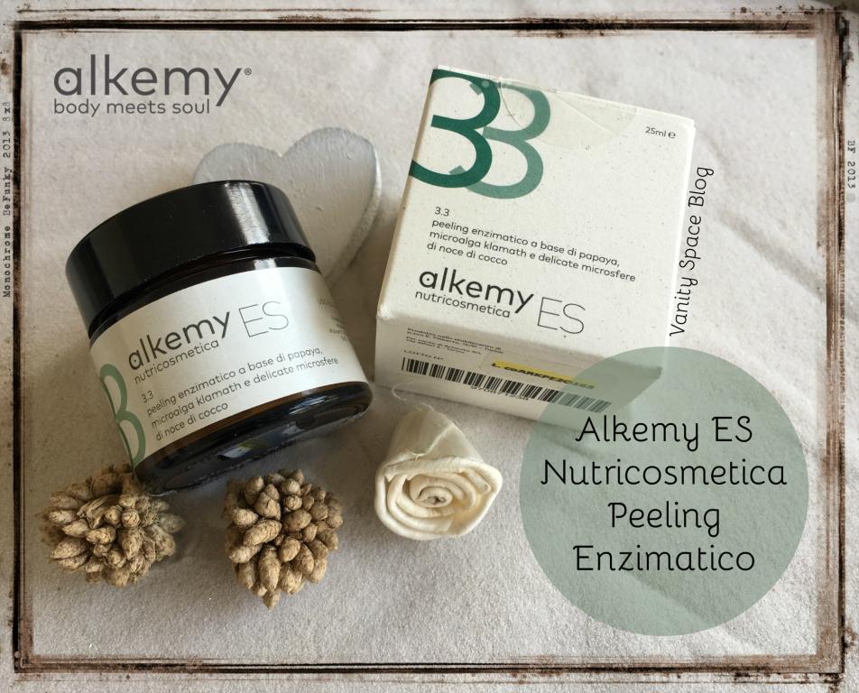 Alkemy ES – Peeling Enzimatico