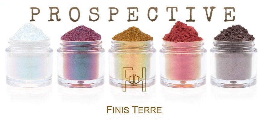 Finisterre Mineral Make-Up – Prospective Collection