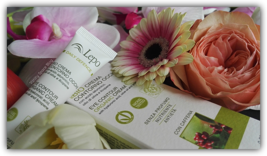 Lepo – EcoBio Crema Contorno Occhi