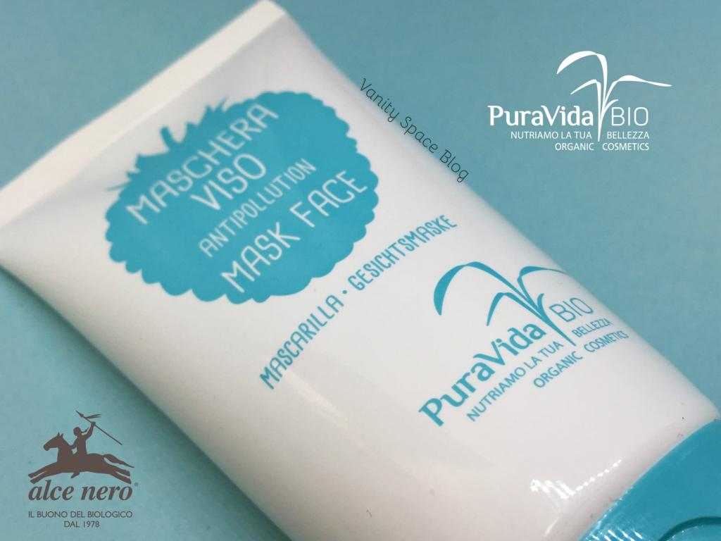 PuraVida Bio – Maschera Viso Anti-pollution