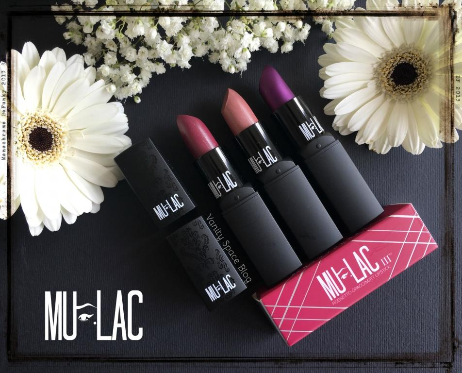 Mulac Cosmetics – Limited Edition 3 Years